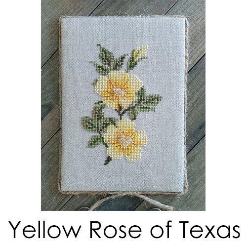 EJV Designs Yellow Rose of Texas