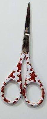 Dinky Dyes DD-SC-67 Gingerbread Man Scissors