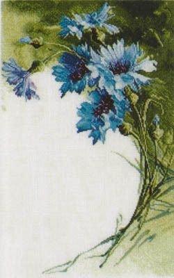 Dimple-Designs Cornflowers