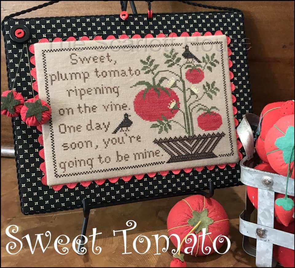 The Scarlett House Sweet Tomato