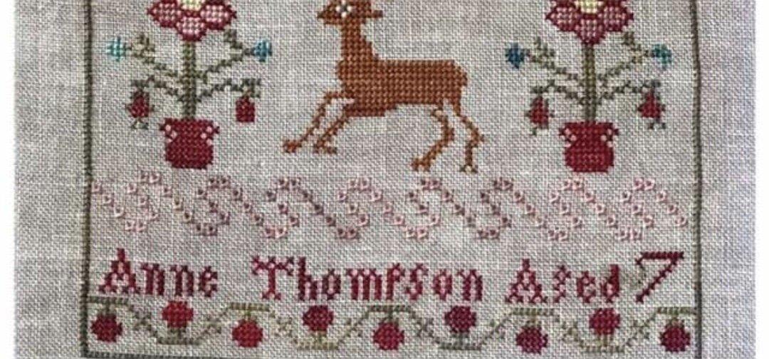 Lucy Beam Anne Thompson 1811
