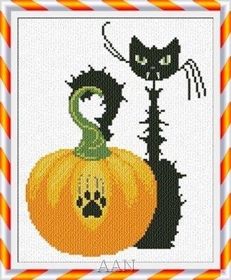 AAN Halloween Meow