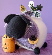 Just Another Button Company Ewe's Trick Or Treat