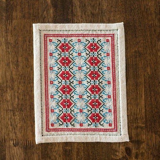 Avlea Embroidery Bikit #634