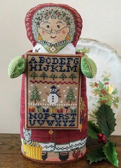 The Needle's Notion Mrs. Santa's Sampler