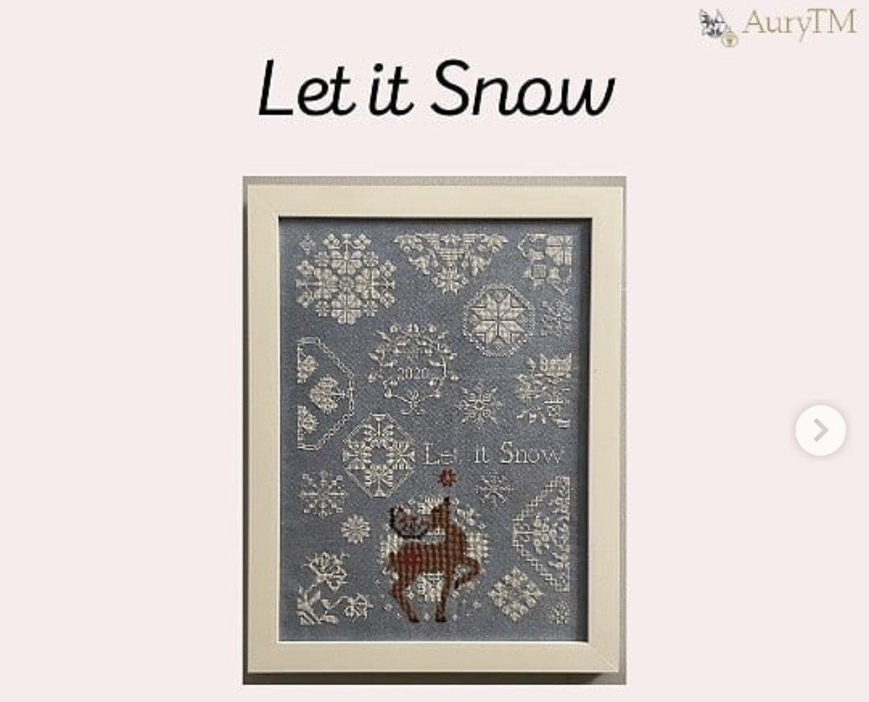 AuryTM Let It Snow