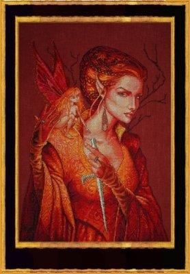 Nimue La Reine des Fees