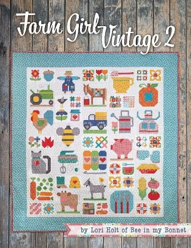 It's Sew Emma Farm Girl Vintage 2 (Quilting)