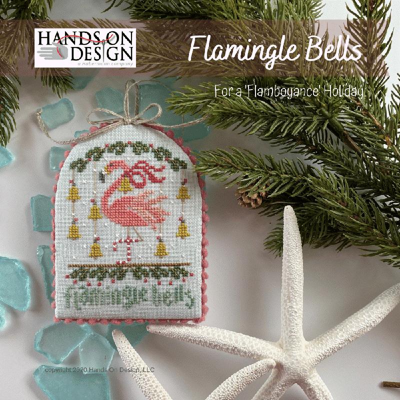Hands On Design Flamingle Bells