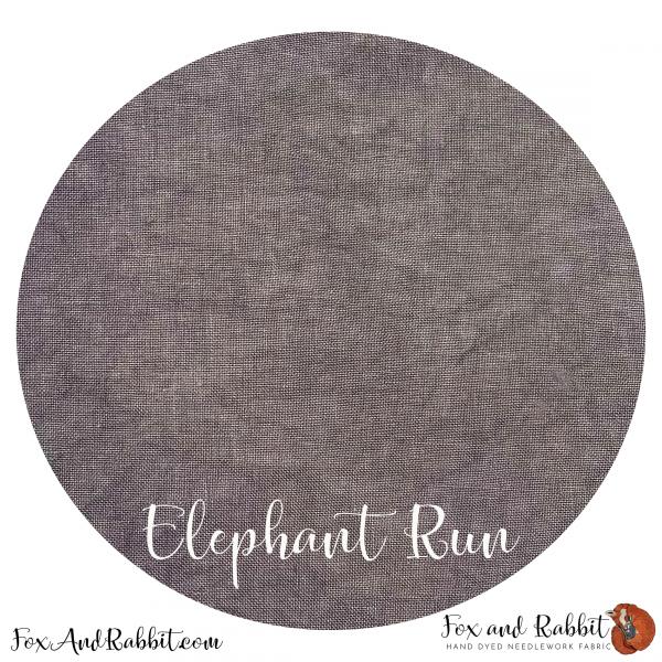 Fox and Rabbit Elephant Run 36ct