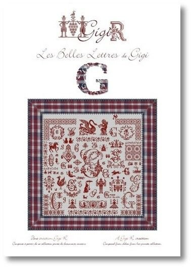 Gigi R Les Belles Lettres de Gigi G