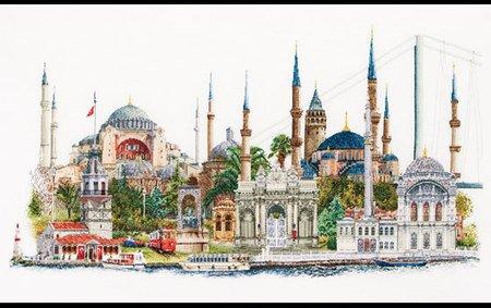 Thea Gouverneur Istanbul kit