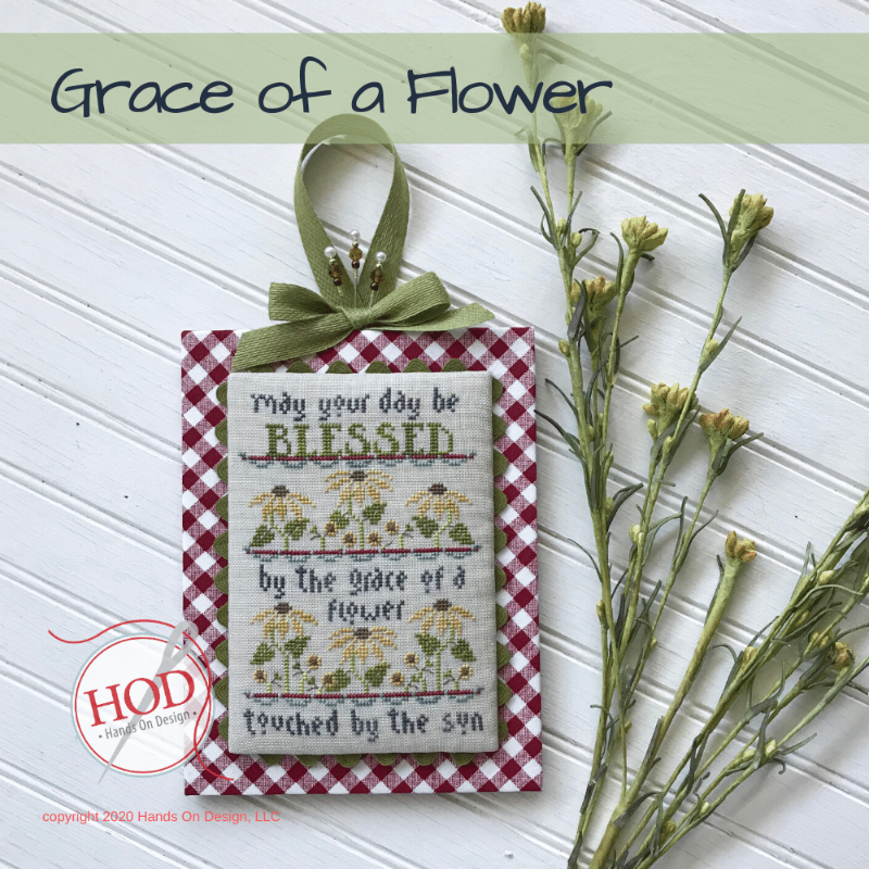 Hands On Design Grace of a Flower