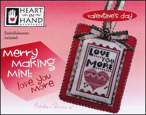 Heart in Hand Merry Making Mini: Love You More