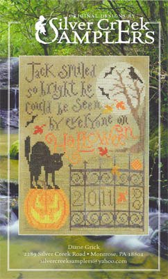 Silver Creek Samplers Halloween Bright