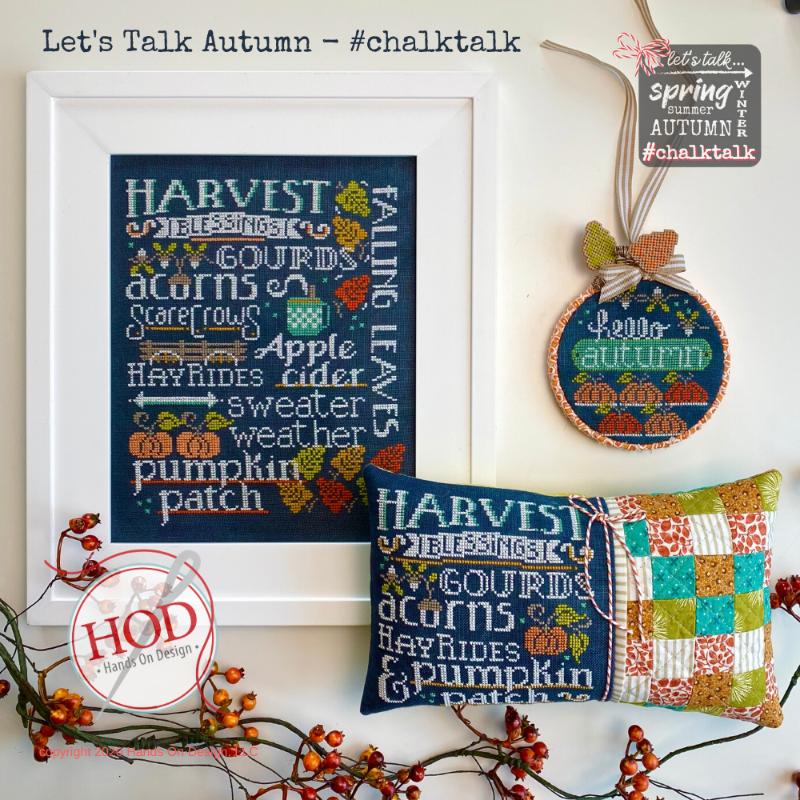 Hands On Design Let's Talk Autumn