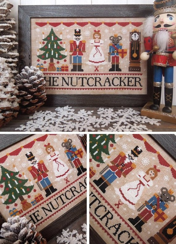 The Little Stitcher The Nutcracker