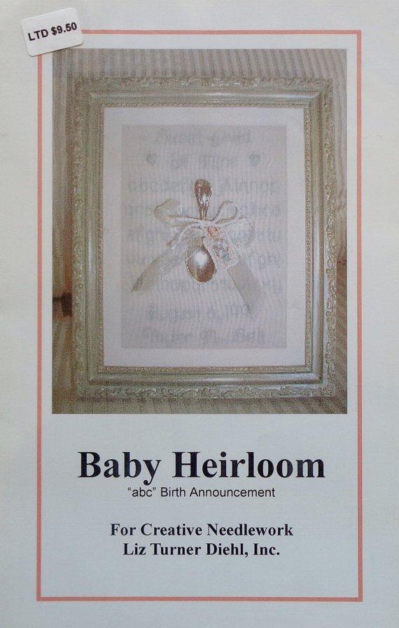 Liz Turner Diehl Baby Heirloom