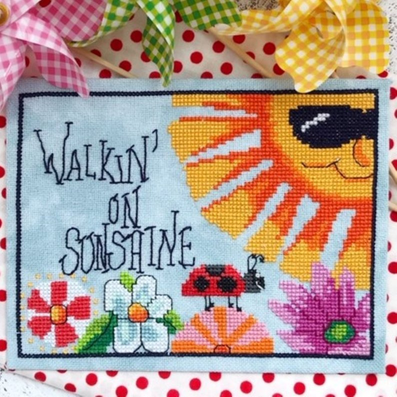 luhustitches Walkin' On Sunshine