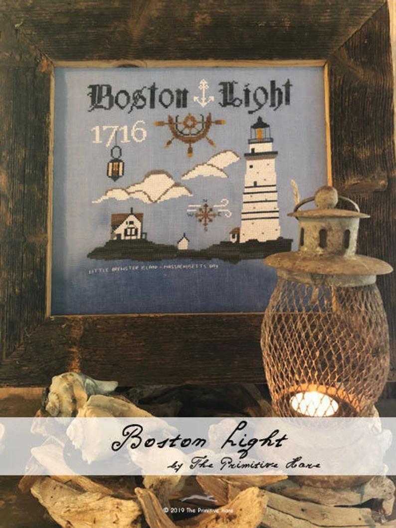 The Primitive Hare Boston Light