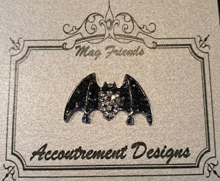 Accoutrement Designs Bat