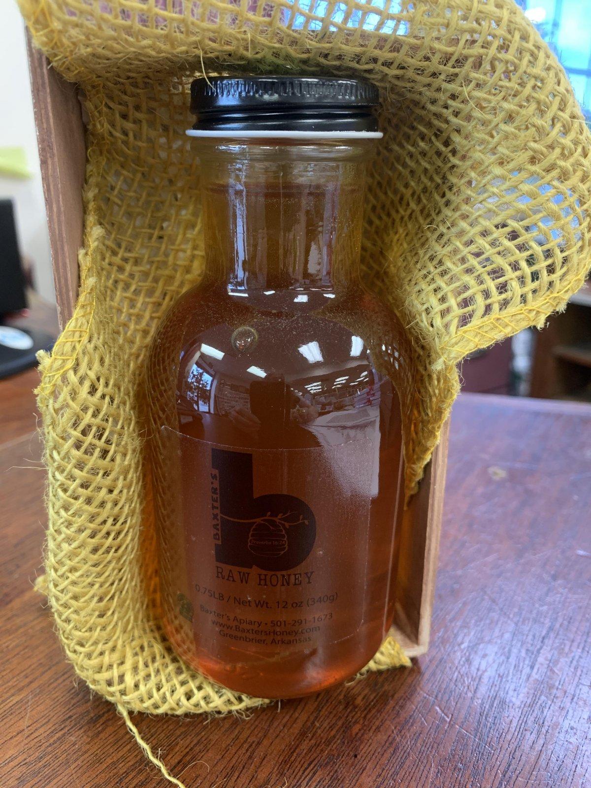 Baxter's Apiary Conway AR Honey