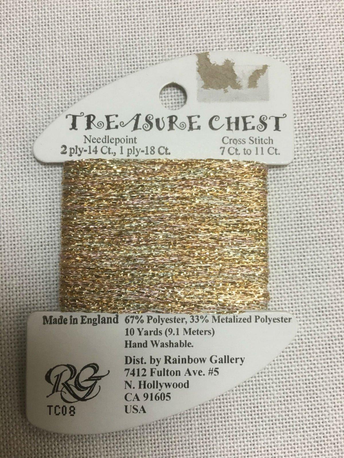 Treasure Chest TC08