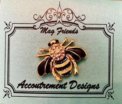 Accoutrement Designs Bee