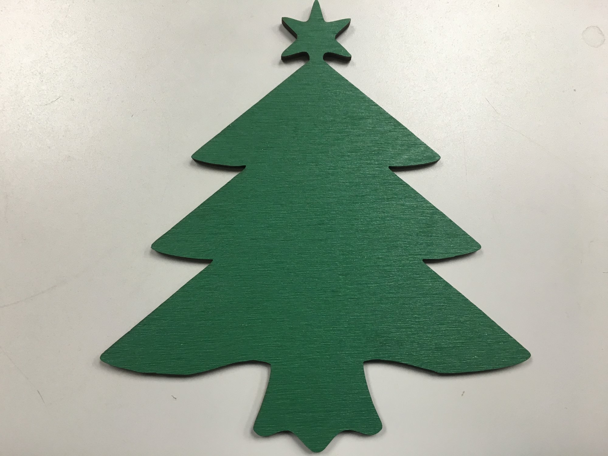 JBW Designs Folk Art Christmas Tree Board