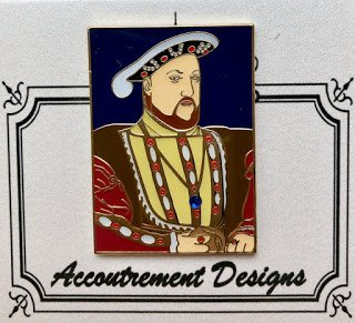 Accoutrement Designs Henry VIII