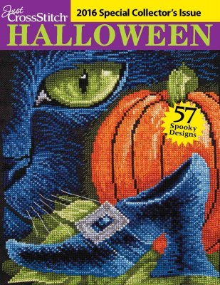 Just Cross Stitch 2016 Halloween