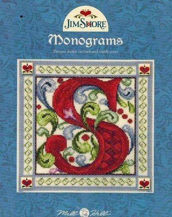 Jim Shore Monograms