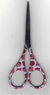 Dinky-Dyes Scissors #DD-SC- 57 Lady Bug