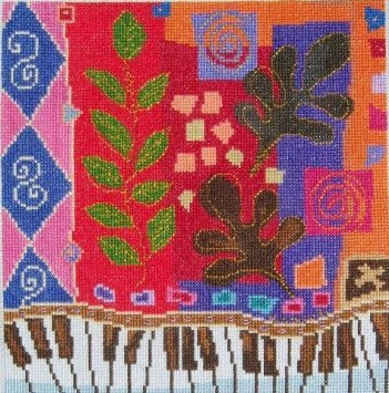 Ladybug Designs Recital To Matisse By Nora Yuen