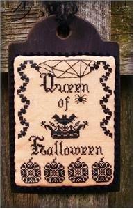 Lindsay Lane Designs Queen of Halloween