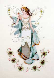 Mirabilia May's Emerald Fairy