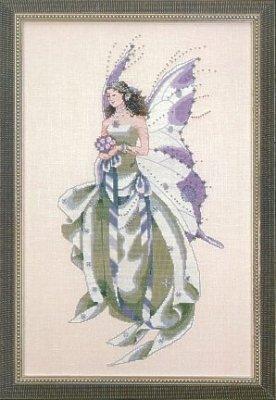 Mirabilia July's Amethyst Fairy