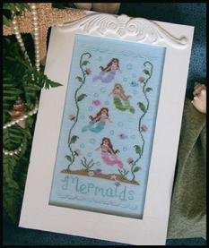 Country Cottage Needleworks Mermaids