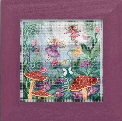 Mill Hill Button & Beads Autumn Series Fairy Garden MH14-1921