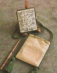 Milady's Needle Cottage Charm Stitcher's Pocket