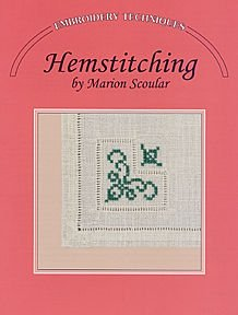 Hemstitching by Marion Scoular
