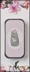 Just Nan Little Lady Mouse Mini Slide