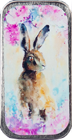 Just Nan Heart of Spring March Hare Mini Slide