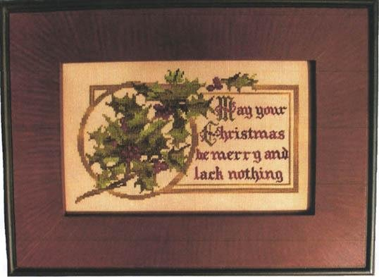 Needlemade Designs A Best Christmas Blessing