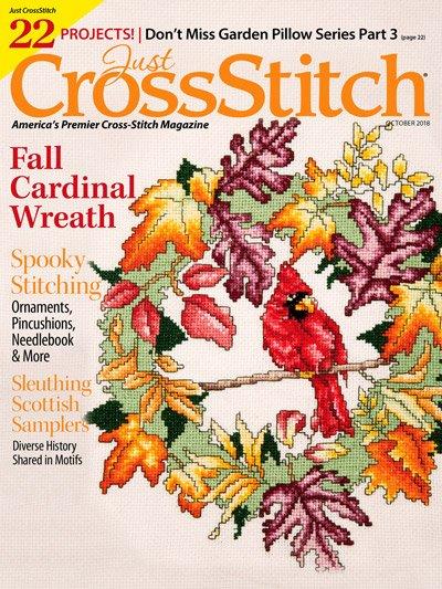 Just Cross Stitch 2018 October