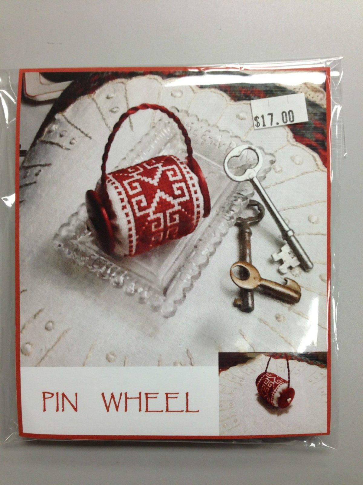 The Purple Thread Pin Wheel kit