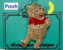 Accoutrement Designs Pooh needle minder