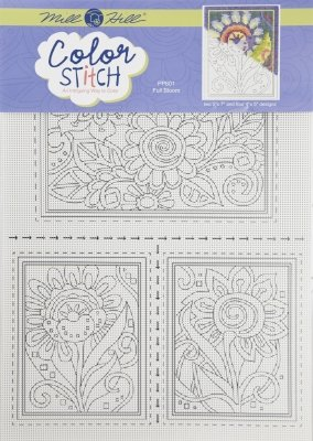 Mill Hill Color Stitch Full Bloom PP601