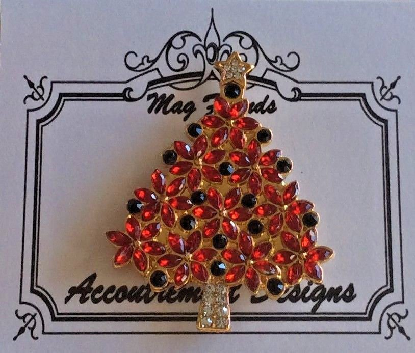 Accoutrement Designs Poinsettia Tree