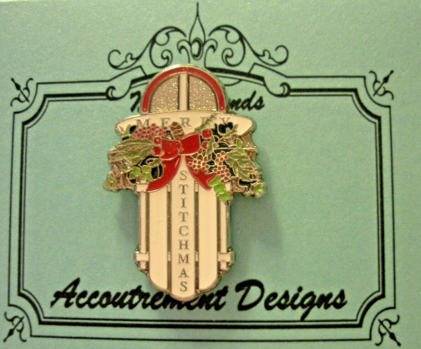 Accoutrement Designs Stitchmas Sleigh